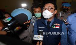 Walkot Cimahi Ditangkap KPK, Emil: Harus Jadi Pelajaran