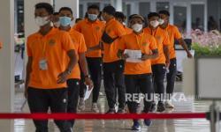 Pemain Timnas Indonesia Ikuti Vaksinasi Covid-19
