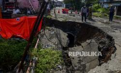 Cuaca Ekstrem, BPBD Kota Bogor Antisipasi Banjir