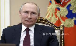 Vladimir Putin Terima Dosis Kedua Vaksin Covid-19