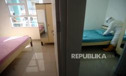 RS Covid-19 di Lampung Tersisa 284 Tempat Tidur