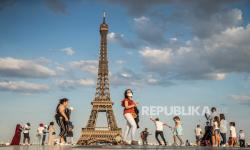 Jumlah Kematian Akibat Covid-19 di Paris Makin Rendah