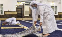 200 Masjid Qatar akan Dibuka Lagi untuk Sholat Jumat
