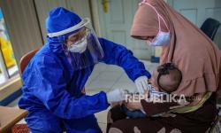 Satgas: Tujuh Anak Balita di Bangka Terjangkit Covid-19