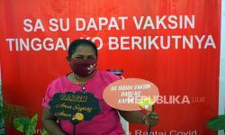 Vaksinasi Lansia di Papua Barat Baru Capai Tiga Persen