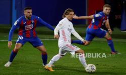 Madrid Pastikan akan Perpanjang Kontrak Luka Modric