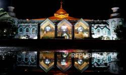 Masjid Al-Markaz Al-Islami Kurangi Jatah Buka Puasa