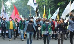 KSP Terima Kajian 7 Tahun Pemerintahan Jokowi dari BEM SI