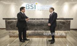 In Picture: BSI Jajaki Kejasama dengan Dubai Islamic Bank