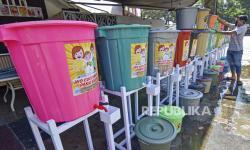 Wabup Garut: Sekolah Harus Punya Tempat Cuci Tangan