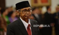 KPK: Almarhum Artidjo Alkostar Tokoh Hukum Penuh Integritas