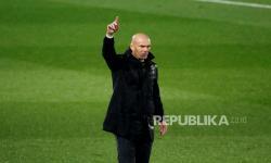 Akhir Musim, Zidane Tinggalkan Real Madrid?