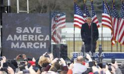 Negara Bagian AS Bersiap Hadapi Massa Pendukung Trump