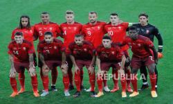 Susunan Pemain Wales Vs Swiss