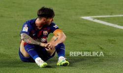 Asa Barcelona pada Messi dan Liga Champions