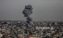 Total Korban Tewas di Gaza Jadi 36 Orang, Termasuk 10 Anak
