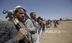AS Desak Houthi Negosiasi Akhiri Konflik Yaman