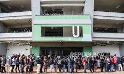 5.000 Warga Bandung Padati Vaksinasi Massal di Stadion GBLA