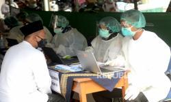 Satgas Covid-19 PBNU Akui Stok Vaksin Menipis