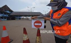 Terminal Bus Mandala Rangkasbitung Ditutup Sementara