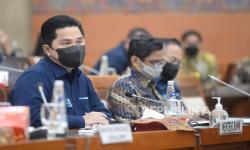 ErickThohir Ingatkan BUMN Soal Restrukturisasi Utang