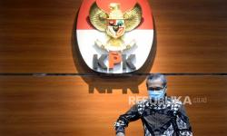 KPK Duga Dodi Reza Alex Noerdin Terima Suap Rp 2,6 Miliar