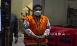 Wali Kota Tanjung Balai M Syahrial Divonis 2 Tahun