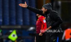 Conte Waspadai Tekanan Stres Jelang Laga Kontra Parma