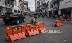 Kapolrestabes: Penutupan Jalan di Bandung untuk Tekan Covid