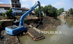Penanganan Banjir, Pemprov DKI tak Berorientasi Betonisasi