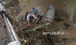 BNPB: Banjir dan Longsor di Kebumen, 2.107 Warga Mengungsi