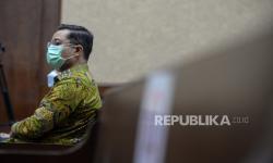 In Picture: Sidang Lanjutan Kasus Korupsi Mantan Mensos Juliari Batubara