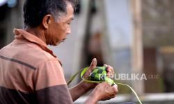 In Picture:  Menengok Kampung Ketupat Purwokerto