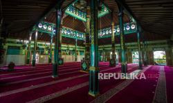 In Picture: Menengok Masjid Tertua di Kalsel, Masjid Sultan Suriansyah