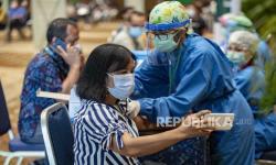 Satgas: 2.104.967 Orang Indonesia Mendapat Vaksin Covid-19
