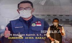 Ridwan Kamil Minta Warga Hindari Kegiatan Senam Berkerumun