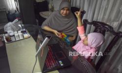 Sekolah di Barito Utara Tetap Belajar dari Rumah