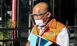 KPK Limpahkan Berkas Korupsi DAK Labuhanbatu Utara