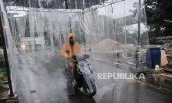 Sulut Tempatkan Bilik Dinsifeksi di Pasar Tradisional