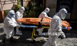 Kasus Pasien Covid-19 Meninggal di Garut Mulai Turun
