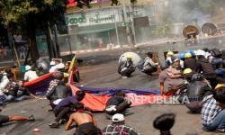 Tentara Myanmar Gunakan TikTok untuk Ancam Pengunjuk Rasa