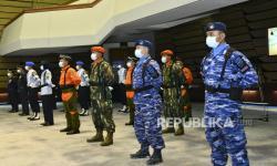 In Picture: Upacara Peringatan HUT TNI AU Ke-74