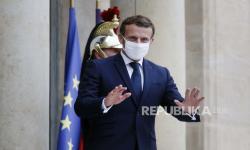 Prancis Melawan Serangan dan Intimidasi Erdogan