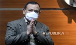 Kelima Pimpiman KPK Dilaporkan ke Dewas