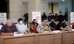 Polri: Tukang Bangunan Lalai, tak Ada Motif Bakar Kejakgung
