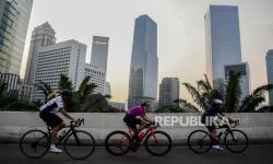 Pengguna Sepeda Balap di JLNT Meningkat, Koalisi LSM Protes