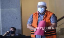 Mantan Kadis PUPR Lampung Selatan Divonis 6 Tahun Penjara
