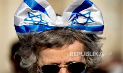 Warga Israel Serang Toko Palestina Saat Menggelar Pawai