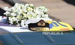 In Picture: Prosesi Pemakaman Pangeran Philip di Istana Windsor (1)