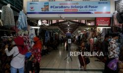 Pedagang Beringharjo Harap Omzet Naik 70 Persen